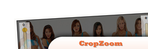 jQuery Crop Zoom