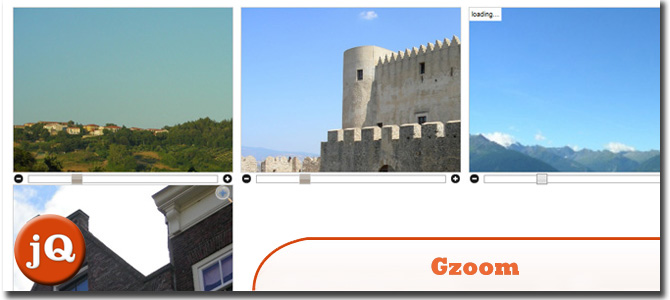 jQuery Gzoom Plugin