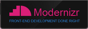 Modernizr is a JavaScript library that detects HTML5 and CSS3 features in the user's browser.